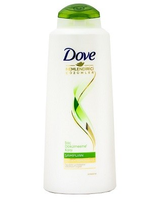 شامپو Dove مدل Hair Fall Rescue