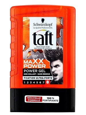 ژل مو Taft مدل Maxx Power