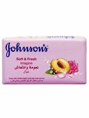 صابون Johnsons مدل Soft & Fresh