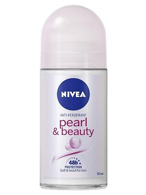 رول ضد تعریق Nivea مدل Pearl & Beauty