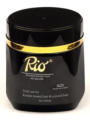 ماسک مو Rio مدل Keratin & Collagen